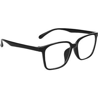 Zyaden Black Polycarbonate Rectangular Spectacle Frame