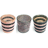 Set Of Three Decorative Candle Stand