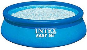 Intex Easy Set Pool, Multi Color (12 Feet X 30 Inch)