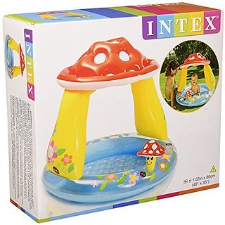 Intex Mushroom Baby Pool Blue