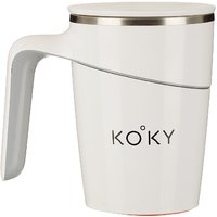 Kooky Smart Mug, 250 Ml, White