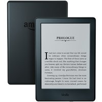 All-New Kindle E-reader - Black, 6 Glare-Free Touchscreen Display, Wi-Fi