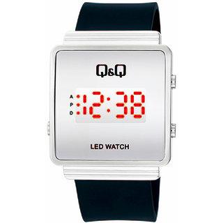 Q&Q Quartz White Rectangle Men Watch M103J001Y