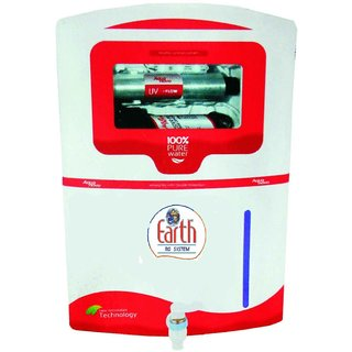 Earth Ro System 12Ltr  5 Stage Nexus RO Water Purifiers
