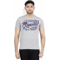 Righardi Mens Cotton Slim Fit Casual T Shirt