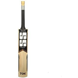 SS Ton Heritage English Willow Cricket Bat Size 6