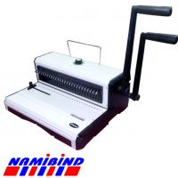 NAMIBIND- Wiro Binding Machine Model NO- P-3000 (3:1)
