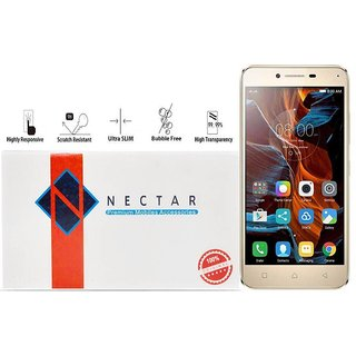 NECTAR Smooth Touch Premium Tempered for Lenovo Note K5 Plus
