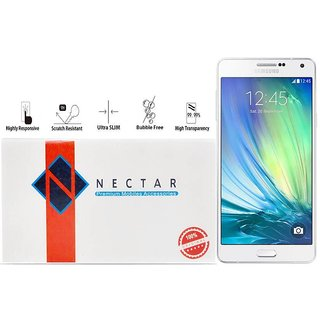 NECTAR Smooth Touch Premium Tempered for Samsung Galaxy A7
