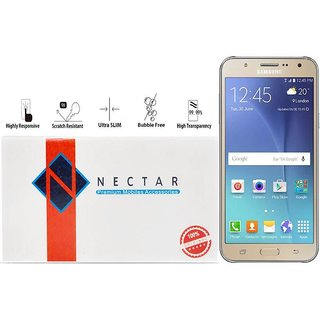 NECTAR Smooth Touch Premium Tempered for Samsung Galaxy J7