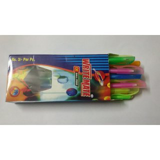 MSK Df Ball Pens Combo Pack of 10 Product