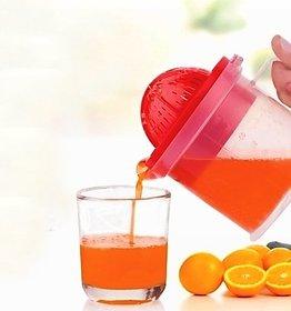 Shreeji Manual Orange, Citrus, Lemon squeezer Juicer - Random colour