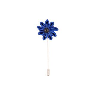 DAPPER HOMME dark blue Color Metal Lapel Pins for Mens
