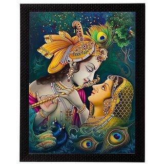 Radha Krishna Art Painting