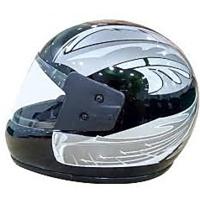 Stylish Full Face Helmet with ISI Mark