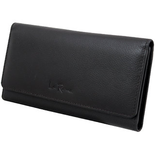 0cbbcd62d3ad Buy La Roma Genuine Leather Ladies Wallet Online   ₹1500 from ShopClues