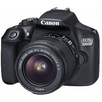 Canon EOS 1300D With (EF S18-55 IS II Lens) DSLR Camera