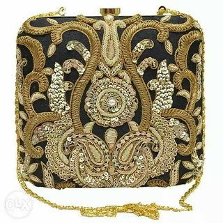 Fancy clutches for woman