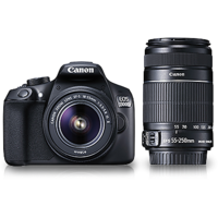 Canon EOS 1300D DSLR Camera (with EF-S 18 - 55 Mm IS II