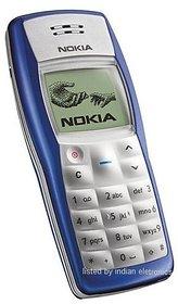 Nokia 1100/Good Condition/Certified Pre Owned(6 Months Waaranty Bazaar warranty)
