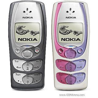 Nokia 2300 Mobile /Acceptable Condition/Certified Pre Owned(6 Months WarrantyBazaar Warranty)
