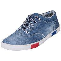 Blinder  Men's Sky Blue Casual Sneakers