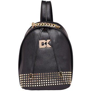 Diana Korr Ruby Small Backpack DK115BBLK