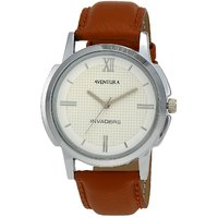 Invaders Round Dial Multi Analog Watch-INV-AVMW005