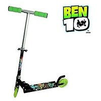 BEN 10 Kids Foldable Scooter Ages 5+ Perfect (3 Wheeler)