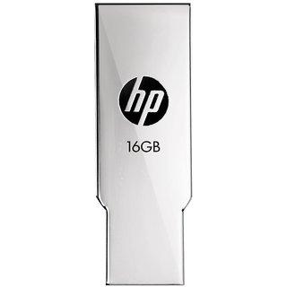 HP V237w 16 GB Metal Pen Drive