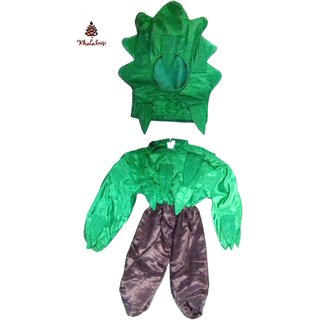 Tree Green Fancy Dress Costume For Kids