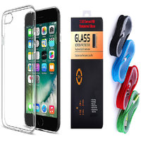 Asus Zenfone Selfie Soft Transparent TPU Back Cover and