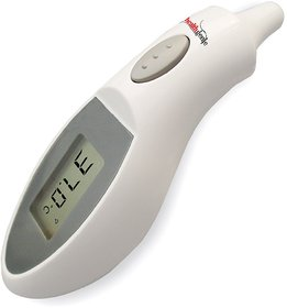 Healthgenie Digital Infrared Ear Thermometer for Baby, Child and Adult - ET 22293