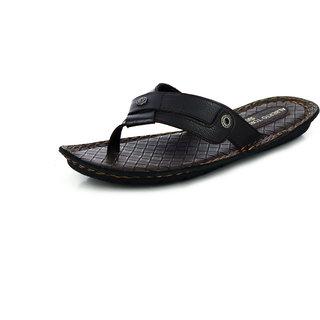 Alberto Torresi  Men's Brown Slipper