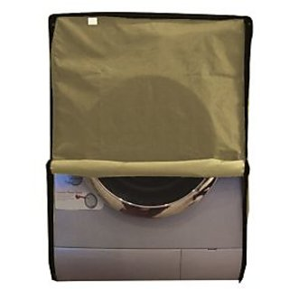 Dreamcare dustproof and waterproof washing machine cover for front load 6KG_Samsung_WW90K6410QX_Beige