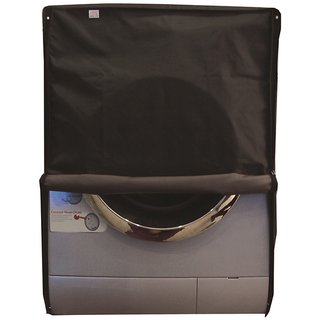 Dreamcare dustproof and waterproof washing machine cover for front load 6KG_Samsung_WF650B0STWQ_Darkgrey