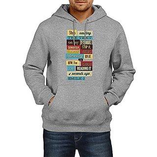 Fanideaz Cotton Gifting Innovative Hoodies For Men Premium Sweatshirt