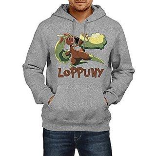 Fanideaz Cotton Loppuny Pokemon Hoodies For Men Premium Sweatshirt