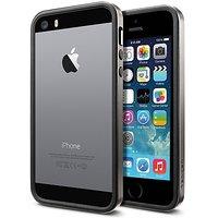 Spigen SGP Bumper Case For IPhone 5S, IPhone 5 (Gunmetal)