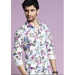 Joy Joux Cotton Casual Shirt