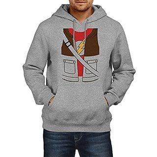 Fanideaz Cotton Sheldon Big Bang Theory Pokemon Hoodies For Men Premium Sweatshirt