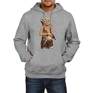 Fanideaz Mens Fullsleeve Cotton Khaleesi GOT GTA Parody Premium Hoodies Sweatshirt Pullover Jacket