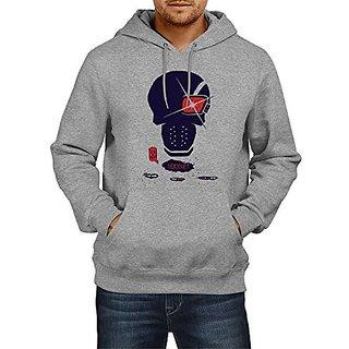 Fanideaz Mens Fullsleeve Cotton Deadshot Suicide Squad Premium Hoodies Sweatshirt Pullover Jacket
