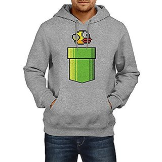 Fanideaz Cotton Flappy Bird Hoodies For Men Premium Sweatshirt
