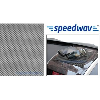 Speedwav Dashboard Anti slip Mat - Grey Colour
