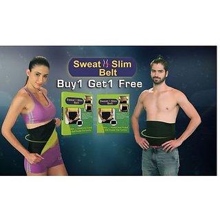 Fabric Sweat Slim Belt
