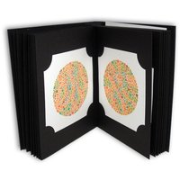 Ishihara Colour Vision Test Book for Color Deficiency 38 Plates (Latest Edition)