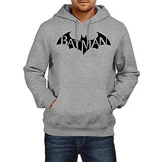 Fanideaz Mens Fullsleeve Cotton Arkham Asylum Batman Premium Hoodies Sweatshirt Pullover Jacket