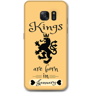 Samsung Galaxy S7 Edge Designer Hard-Plastic Phone Cover From Print Opera -Kings