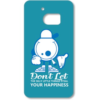 Htc 10 Designer Hard-Plastic Phone Cover From Print Opera - Smiley
